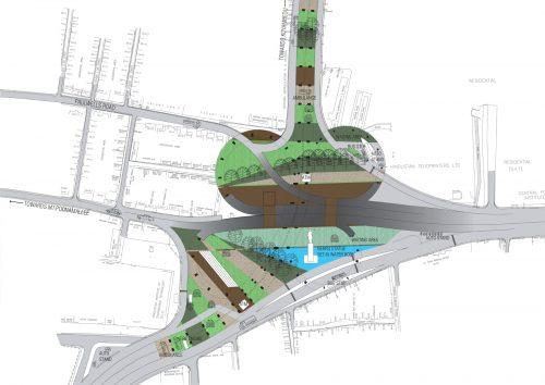 Kathipara Transit Park